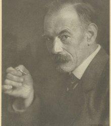 Jan van der Linde (1864-1945)