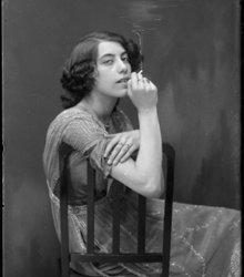 Fie Carelsen (Sophia de Jong) (1890-1975...
