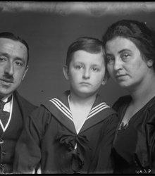 Frederik Engers, Frieda Weinberg, Jacob ...