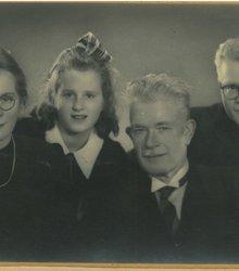Alida van der Zee-Slot (1895-1970), Klan...
