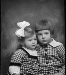 Wilhelmina van Blaaderen (1912), Sonja v...