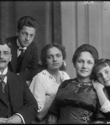 Wilhelm Julius Boers, Jeanette Camphuis,...