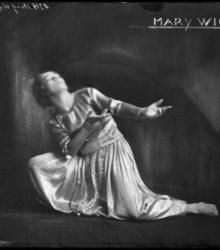 Mary Wigman, Karoline Sophie Marie Wiegm...