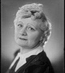 Clara Visscher, Clara Visscher-Blaser