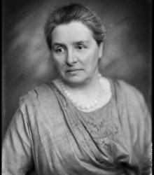 Anna Maria Van Gogh-Kaulbach (1869-1960)