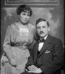Esther Batavier, Abraham Krouwer