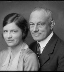 Mr. dr. Gerard Gilles & Henriette Helena...