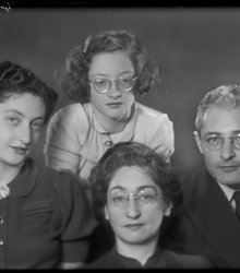 Samuël Poliakoff (1895-1945), Margaretha...