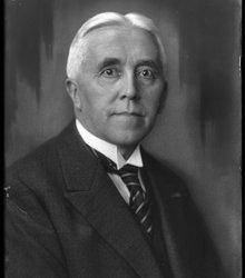 Prof. Gerrit Bolkestein (1871-1956)