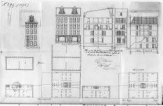 Cuypstraat, Albert 166-168/Flinckstraat, Govert 189
