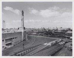 Stadionplein/Olympisch Stadion-exterieur