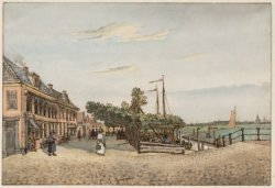 Het veer van Buiksloot