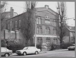 Beeldbank stadsarchief amsterdam het huis van bewaring ii havenstraat 2 8 onderkomen van het - Lay outs rond het huis ...