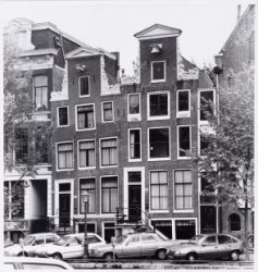 Prinsengracht 548 (ged.) t/m 554 (v.r.n.l.)