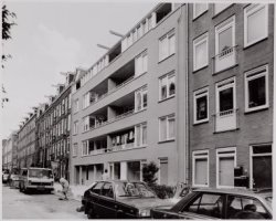 Van Ostadestraat 129A-C - 133A-D