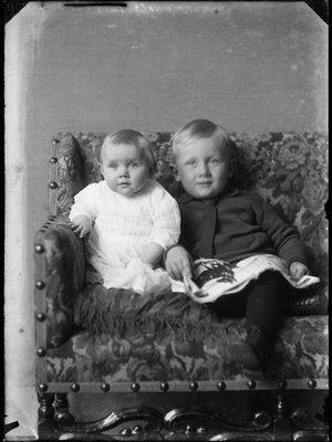 George Hendrik Buhrman, Henriëtte Madela...