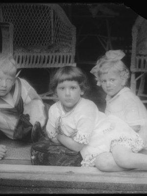 Henk Gerard den Blanken, Anna Wilhelmina...