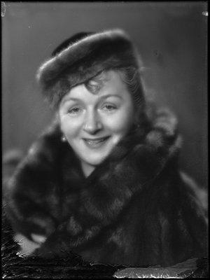 Aleksandra (Lya Mara) Gudowicz (1897-196...