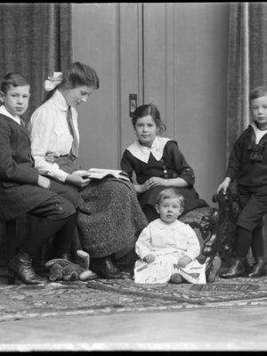 Daniël IV Goedkoop, Annie Goedkoop, Elis...