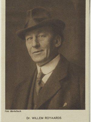 Willem Cornelis Royaards (1867-1929)