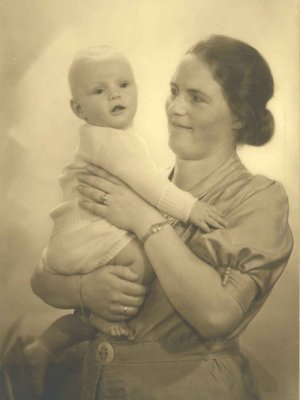Johanna Maria van Kuijk (1903-2002), Han...