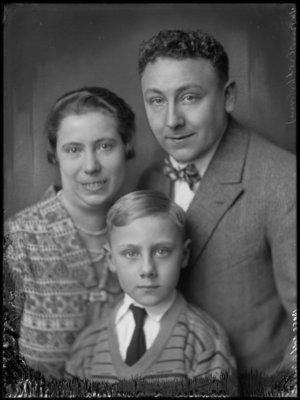 Albert Kolk, Bertha Petronella Manssen