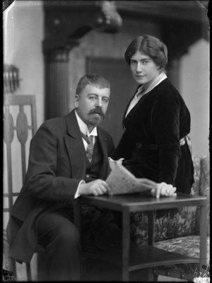Frederik van Leer, Klara Louise Dalberg