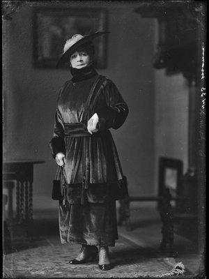 Theodora Louisa Antonia Cornelia Mann-Bo...