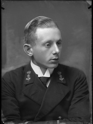 Frederik Johan Backer