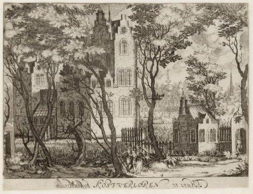 Beeldbank stadsarchief amsterdam het huis kostverloren aan de amstel in amstelveen ter hoogte - Lay outs rond het huis ...