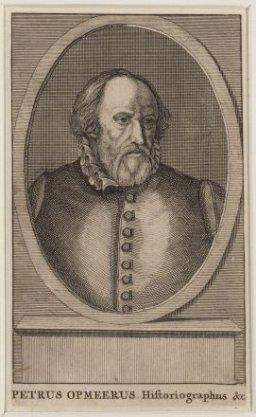 Petrus Opmeerus (13-09-1526 / 09-11-1595)