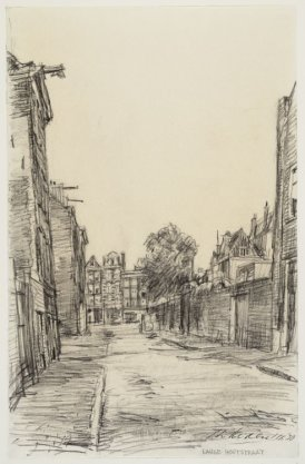 Lange Houtstraat ca. 43-65