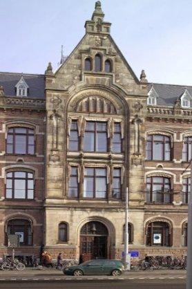 Conservatorium van Amsterdam, Van Baerlestraat 27