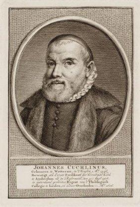 Johannes Cuchlinus (1546-1606)