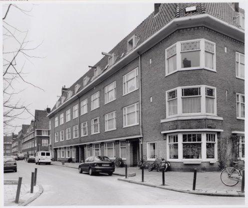 Grevelingenstraat 15 t/m 21 (rechts, vlnr.)