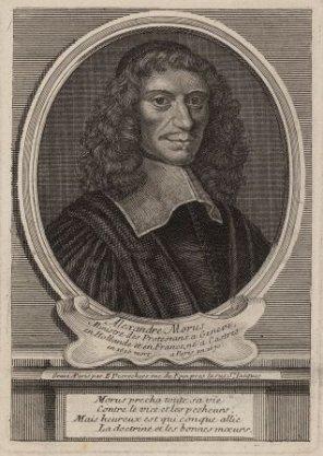 Alexander Morus (05-09-1616 / 28-09-1670)