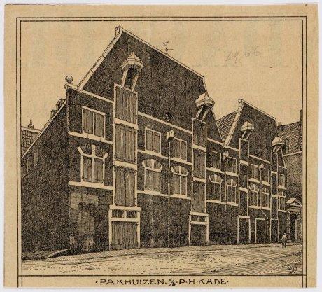 Hendrikkade, Prins 176