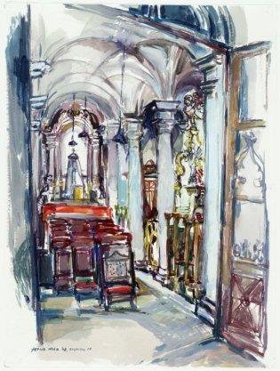 Pastorie R.K. Mozes & Aõronkerk