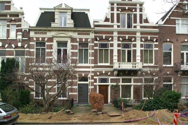Tweede Oosterparkstraat 261 (ged.)-267 (ged.) (v.l.n.r.)