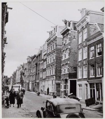 Kerkstraat 423-421 enz. (v.r.n.l.)