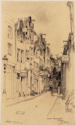 De Nieuwe Nieuwstraat ca. 2-30 (links, v.r.n.l.)