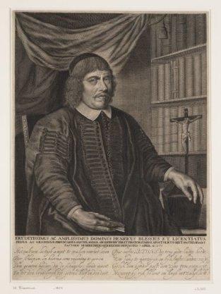 Henricus Blessius (+ 06-04-1673)