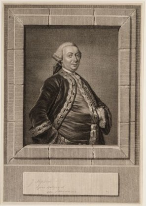 Jan Nepveu (27-08-1719 / 27-02-1779)