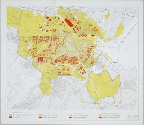 Eigendomstoestand Gemeente Amsterdam