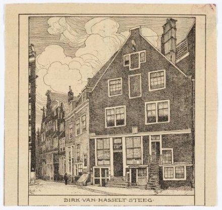 Voorburgwal, Nieuwezijds 61