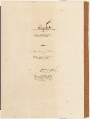 Het opleiden van leerlingen aan de Kweekschool voor de Scheepvaart, in 1825, 1931 en 1955