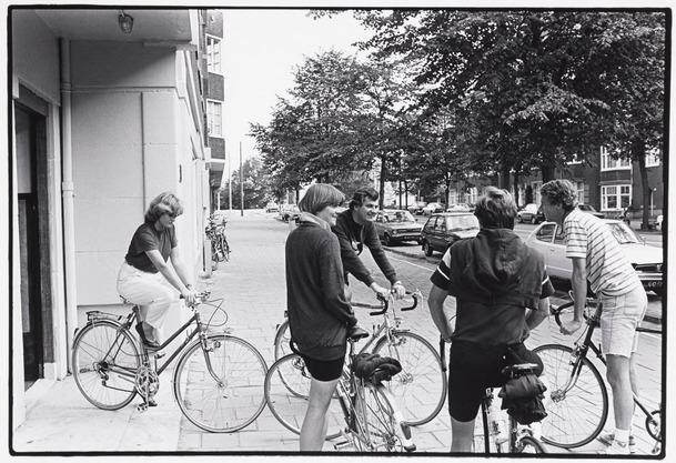 De fietsclub