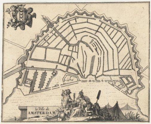 La Ville de Amsterdam