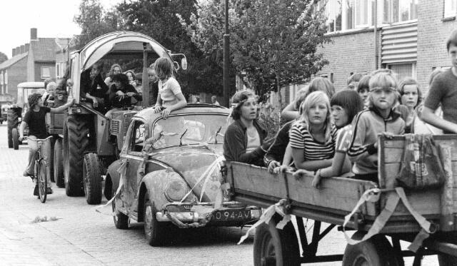 Album: het dorpsleven in Berghem
