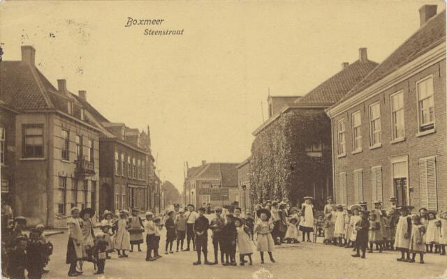 Album: de bebouwing van Boxmeer